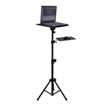 SoundLAB Adjustable Laptop / Projector Stand inc. Mouse Shelf