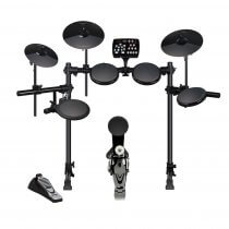 Soundsation REALKIT-HOME Electric Drum Kit Foldable Rack + Advanced Sound Module