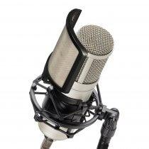 Soundsation Voxtaker 100 Large Diaphragm Studio Microphone inc Pop Shield