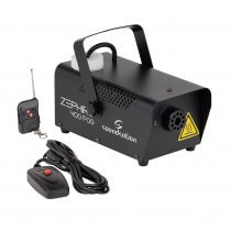 Soundsation Zephiro 400 Fog Machine with Wired and Wireless Controllers