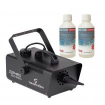 Soundsation Zephiro 600 High Power Snow Machine inc 10L Concentrate
