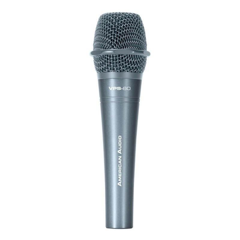 American Audio VPS-60 Handheld Dynamic Microphone