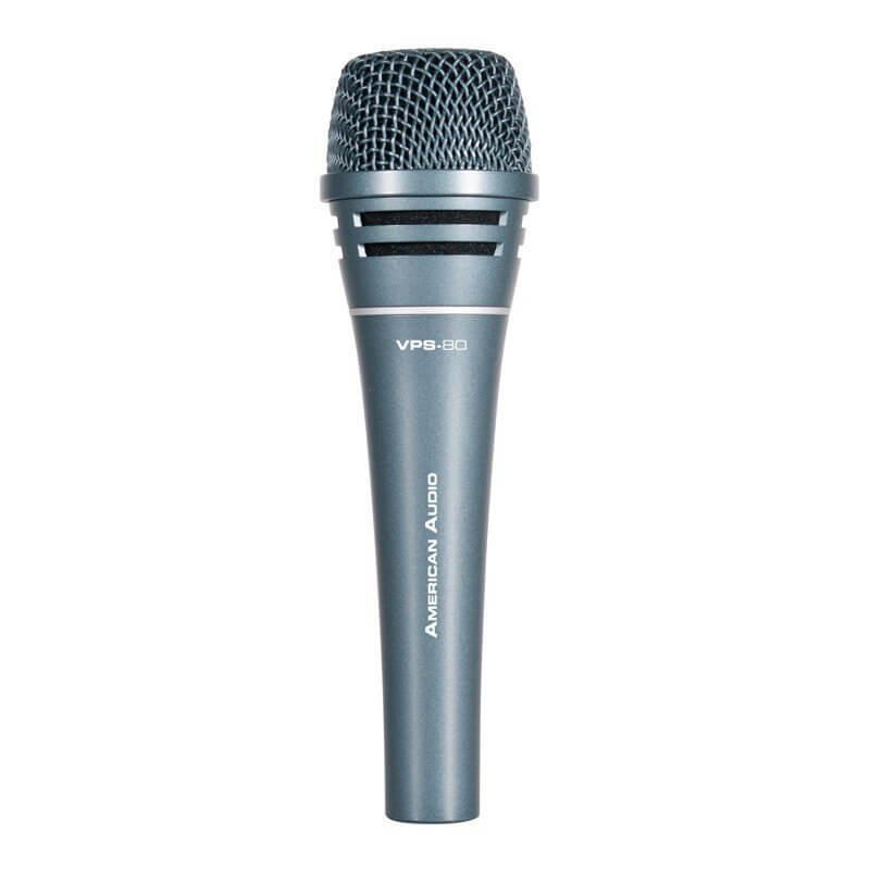 American Audio VPS-80 Handheld Dynamic Microphone