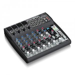 Behringer Xenyx 1202 Audio Mixer 12 input console