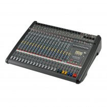 Dynacord PowerMate 1600-3 16 Channel Powered Mixer Mixing Desk 2 x 1000W Effects USB