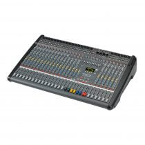 Dynacord PowerMate 2200-3 22 Channel Powered Mixer Mixing Desk 2 x 1000W Effects USB