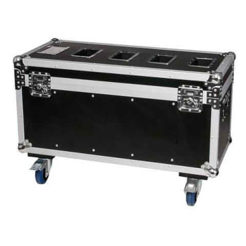 Flightcase to Hold 5 x Showtec Pixel Square COB Panel