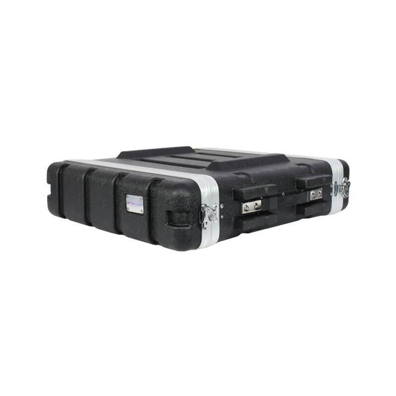 Protex 2U ABS Rack Case