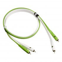 Oyaide NEO d+ High Quality Class B Green RCA Cable (1m)