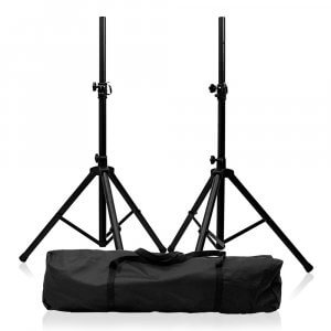 Thor Speaker Stand Kit Pair inc Carry Case