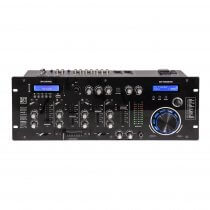 BST SYMBOL400 DJ Mixer 4Ch Bluetooth Built in Effects USB Rack