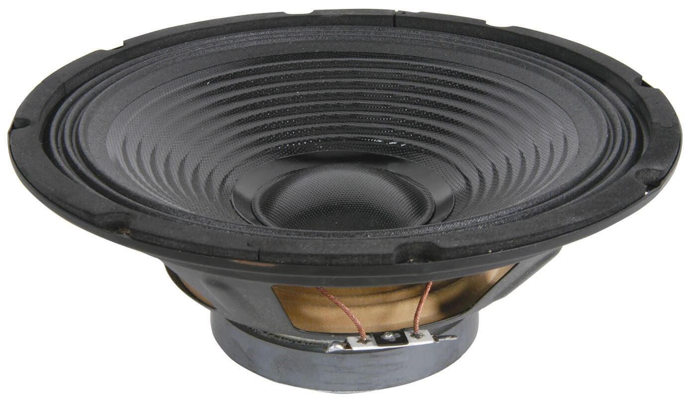 """QTX 10"""" Speaker Woofer Driver 8ohm 200W"""