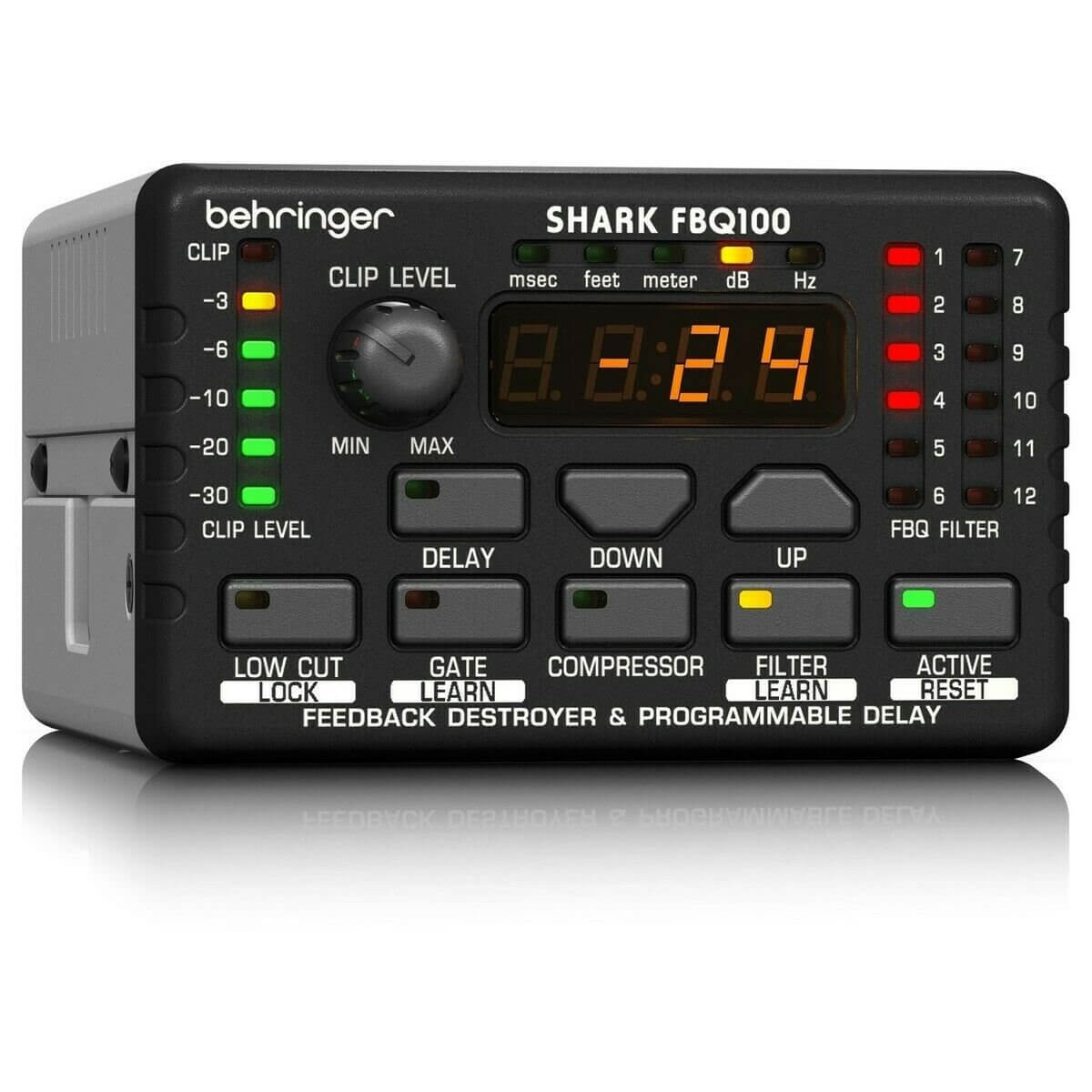 Behringer FBQ100 Automatic Feedback Destroyer Suppressor
