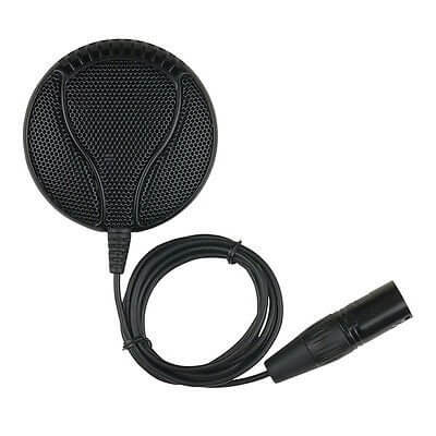 DAP CM-95 Boundary Kick Drum Bass Microphone XLR