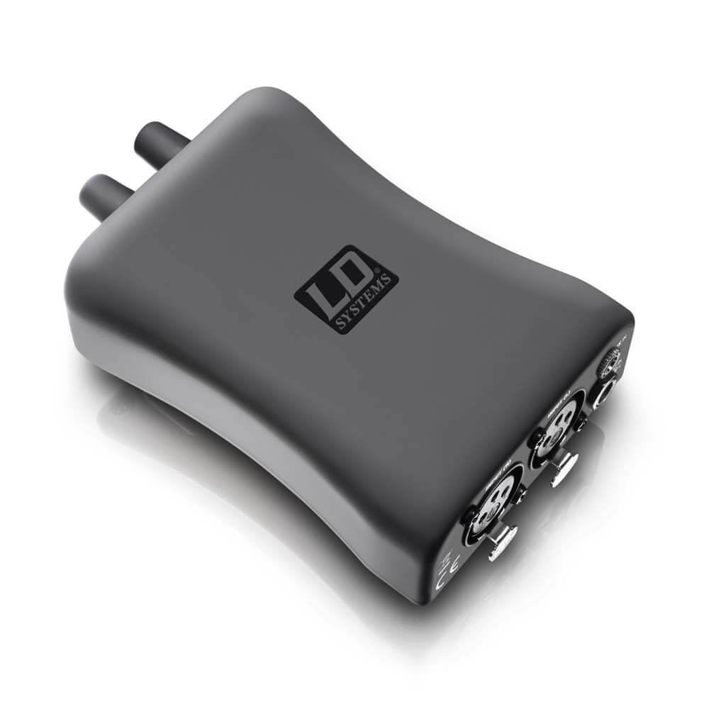 LD Systems HPA 1 - Amplifier for headphones and wired IEM