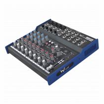 W Audio DMIX12FX 12 Input Audio Mixer