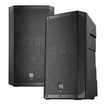 """2x Electro-Voice ELX200-12P Active 12"""" PA Speaker"""