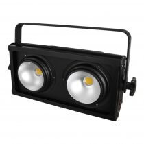 eLumen8 200W COB 3200K LED Blinder Warm 2 x 100W Stage Lighting DMX