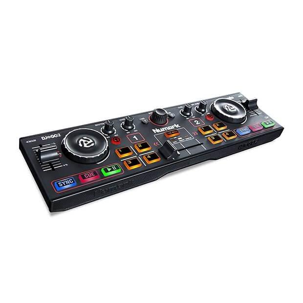 Numark DJ2GO MKII Pocket DJ Controller