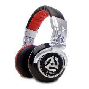 Numark Red Wave Professional DJ Studio Mixing Headphones RedWave