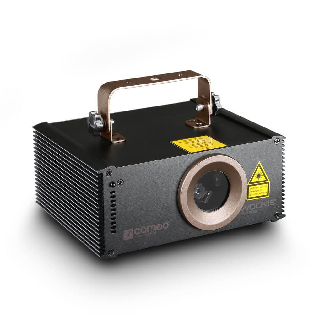 Cameo Wookie 600b Blue Animation DMX Laser inc Remote