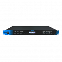 "NewHank DAB FM 19"" Rackmount Tuner FM RDS inc RS 232 Control"