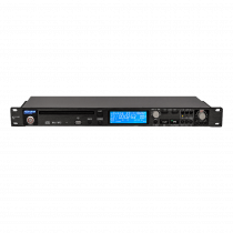 NewHank MP103 MKII USB Rackmount CD Player MP3 Install 1U Playback