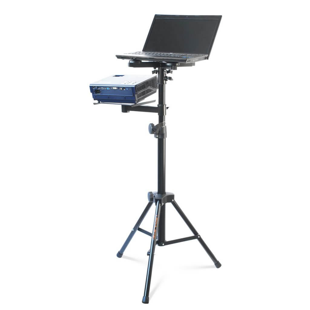 Simply Sound & Lighting L-1 Stand for a laptop and projector