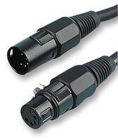 DAP 10M 3 Pin DMX Cable 3p Lighting Lead FL0910 Heavy Duty Premium