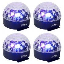 4x Ibiza Light Astro 6