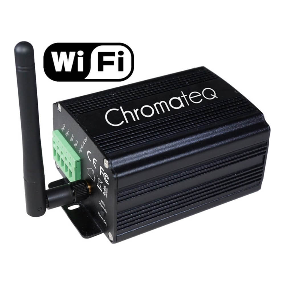 Chromateq LPSA-WiFi Stand Alone WiFi DMX Interface