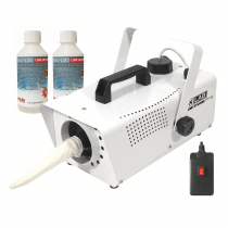 FX Lab Snow Storm II Snow Machine inc 500ml of Concentrate makes 10L