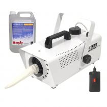 FX Lab Snow Storm II Snow Machine inc 5l Fluid