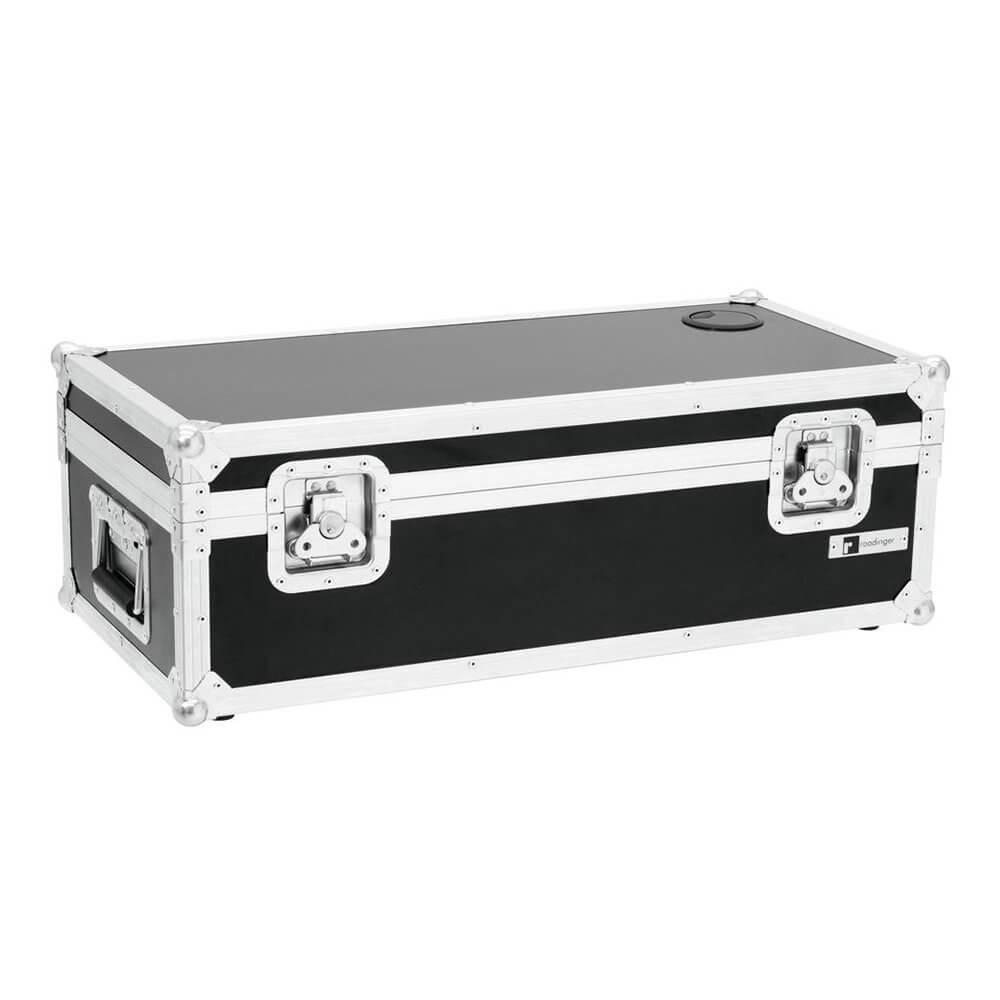 Roadinger Flightcase for 8x Battery Uplighter