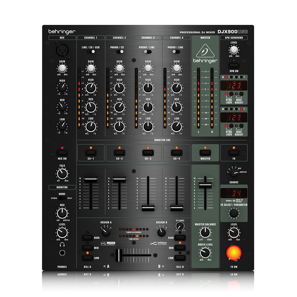 Behringer DJX900USB Pro DJ Mixer