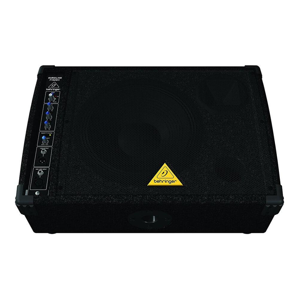 "Behringer Eurolive 12"" 300W Active Wedge Monitor"