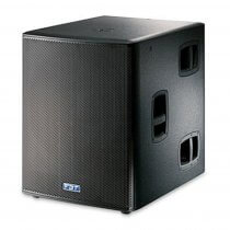 "FBT Mitus 121SA Active Single 21"" Subwoofer Bass Bin 1200W RMS"