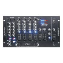 "Citronic CDM10:4 MK5 19"" 4 Channel USB Mixer"