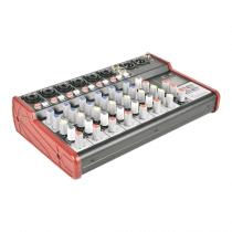 Citronic CSM-8 Compact Mixer Bluetooth Mixing Desk Delay USB Studio Recording Karaoke