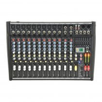 Citronic CSP-714 700W Powered Mixer with Built-in FX