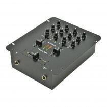 Citronic Pro-2 MKII DJ Mixer 2 Channel