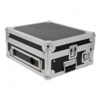 Citronic Rack Case 6U + 3U for Mixer/Player DJ Disco Flightcase