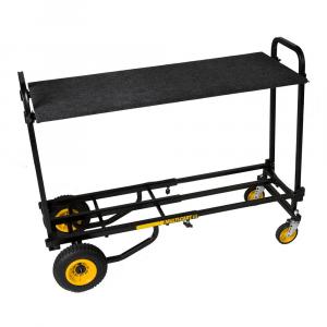 RocknRoller R6RT Multi Cart Equipment Trolley with Shelf