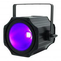 LEDJ 150W UV Cannon COB Cannon Flood Ultraviolet Blacklight Wash Lighting DJ DMX