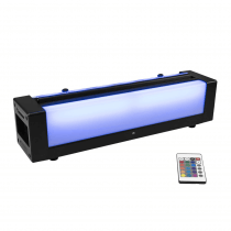 Eurolite AKKU Bar-6 6 x 8W RGBW LED Tiltable Batten Mood Lighting Battery Powered