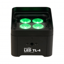Eurolite LED TL-4 QCL RGB+UV Uplighter