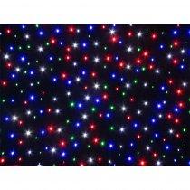 Visage Starcloth RGBW LED 3m x 2M with DMX Controller