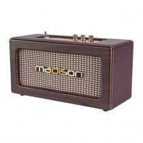 Madison Rechargeable Speaker with USB & BT®
