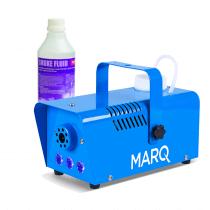 Marq FOG400 Blue Smoke Machine Bundle