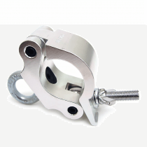 Duratruss 50mm Half Coupler with Lifting Eye